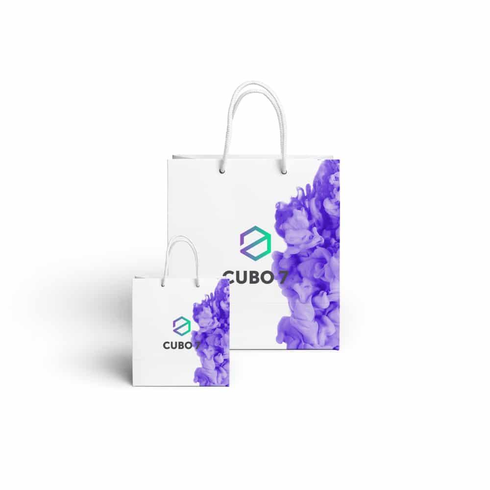 BAG 01 - Cubo 7